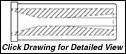 STYLE F3SV: 1.5 DIAMETER FLANGE - VENTURI