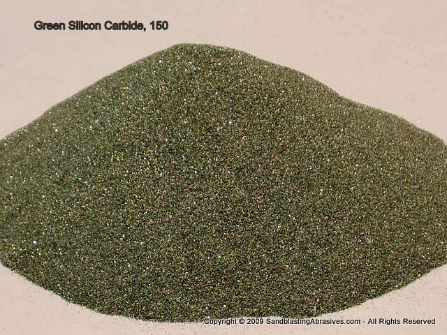 Silicon Carbide, Green