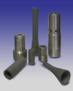 Tungsten Carbide Sandblasting Nozzles & Tips
