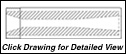 STYLE T3SV: 1.25 - 11.5 NPSM - STRAIGHT BORE, SHORT VENTURI, MULTI LENGTHS
