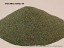 High purity green silicon carbide powders and grains