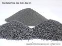 Steel Ballast and Iron Aggregates
