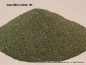 Green Silicon Carbide Order Page, Pick Your Grade, 25lb+