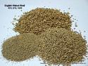 Walnut Shell Sandblasting Abrasive Grades, English or Black 45 lbs