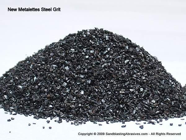 New Steel Grit (Retail)