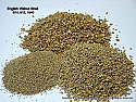 English or Black Walnut Shell Sandblasting Abrasive Grades