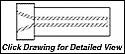 Super Titan Tungsten Carbide Sandblasting Nozzles 1500, 2000, 2400, 3000 Series