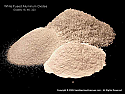 Aluminum Oxide (White Fused) Sandblasting Abrasive, Coarser Grades 12 through 240, 50 lbs