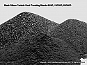 Silicon Carbide (Black) Rock Tumbling Grit, Pick A Grade, 25 lbs or More